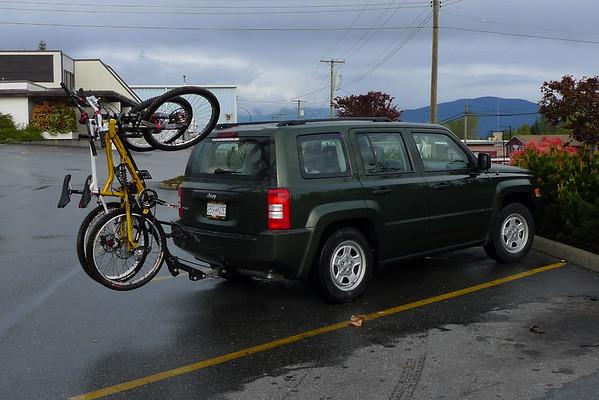 What hitch mount bike racks do you guys like? [Archive